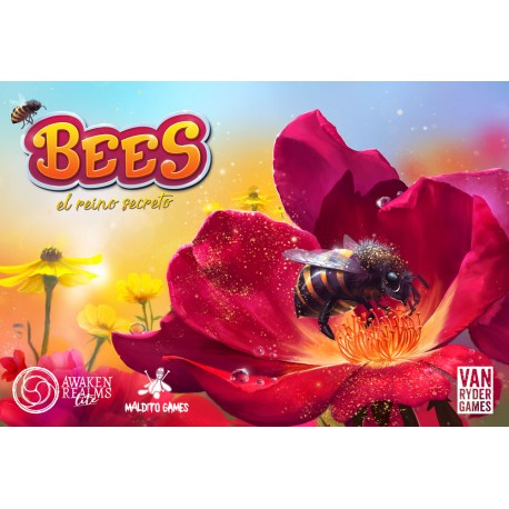 Bees: el Reino Secreto (PRE-VENTA)