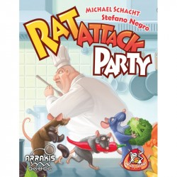 Rat Attack Party (PRE-VENTA)