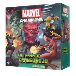 Marvel Champions: La Tirania de Craneo Rojo (RESERVA)
