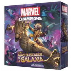 Marvel Champions: Los más Buscados de la Galaxia (RESERVA)