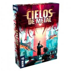 Cielos de Metal (PRE-VENTA)