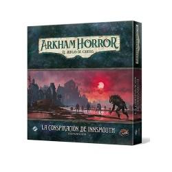 Arkham Horror: LCG – La Conspiración de Innsmouth