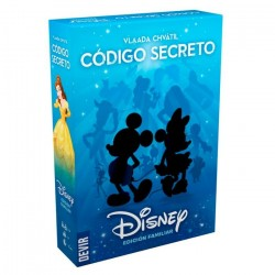 Código Secreto: Disney (PRE-VENTA)