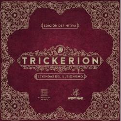 Trickerion: Leyendas del Ilusionismo – Edición Definitiva (PRE-VENTA)