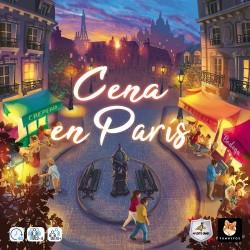Cena en París (PRE-VENTA)