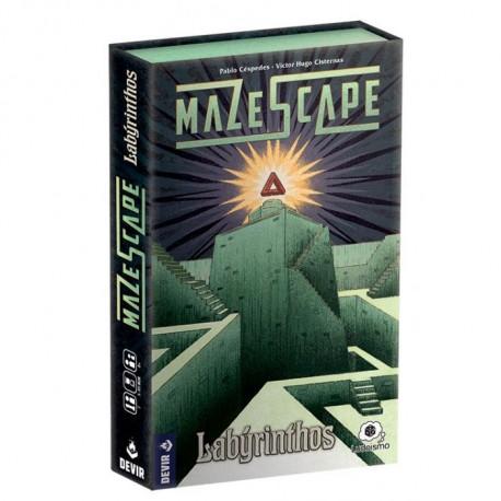 Mazescape Labyrinthos (PRE-VENTA)