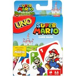 UNO Super Mario Juego de cartas