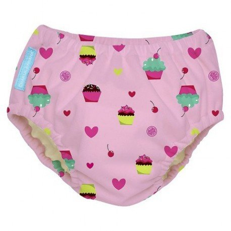 Pañal natación/aprendizaje Cupcakes Charlie Banana