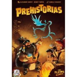 Prehistorias (PRE-VENTA)