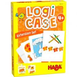 Set de ampliación LogiCase - Animales 4+. HABA