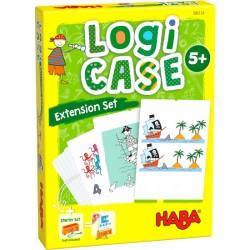 LogiCASE Set de ampliación – Piratas 5+. HABA