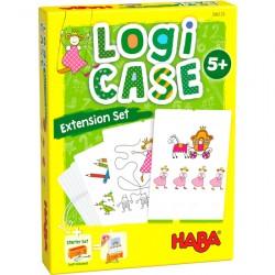 LogiCASE Set de ampliación – Princesas 5+. HABA