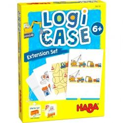 LogiCASE Set de ampliación – Obras 6+. HABA