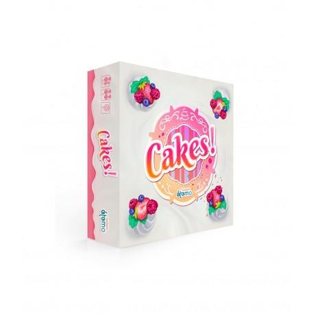 Cakes! (+Promo 5º jugador)