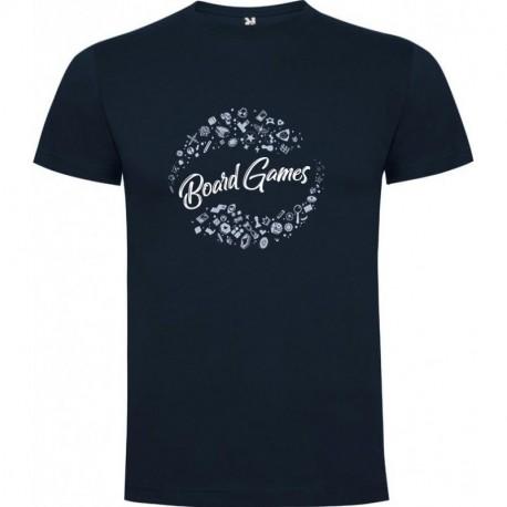Camiseta unisex Board Games Love