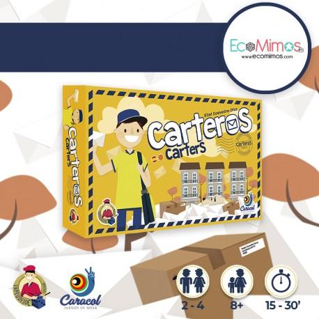 Carteros - Edición España Verkami