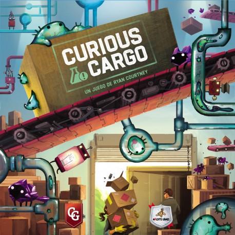 Curious Cargo (PRE-VENTA)