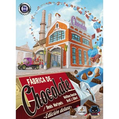 Fábrica de Chocolate (Edición Deluxe) (PRE-VENTA)