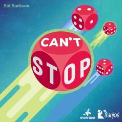 Can't Stop (PRE-VENTA)