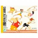 Cartas Athletic Games. DJECO