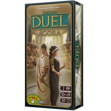 7 Wonders: Duel – Agora