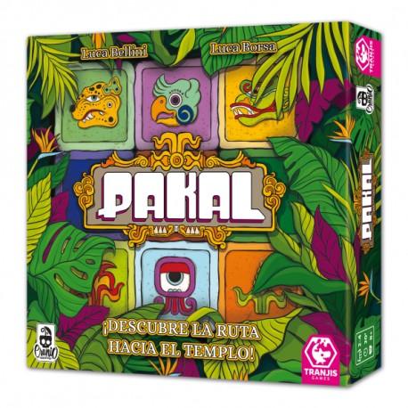 Pakal (Español) PRE-VENTA
