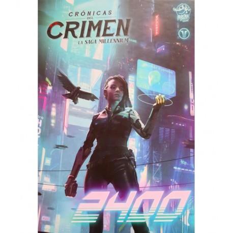 Cronicas del Crimen 2400 (RESERVA)