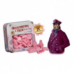 Aventureros al Tren: Play Pink