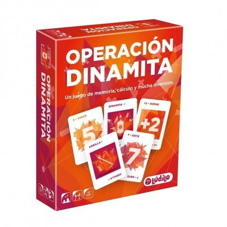 Operación Dinamita (RESERVA)