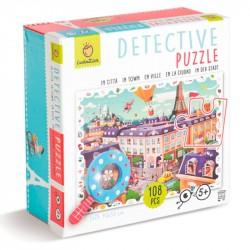 Puzzle Detective: La Cuidad