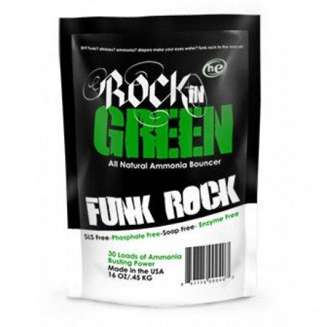Detergente Ecológico Rockin Green Funk Rock Antiamoniaco
