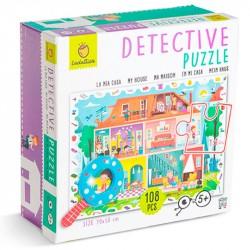 Puzzle Detective: En mi casa