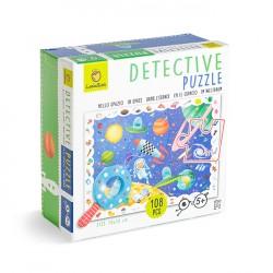 Puzzle Detective: En el espacio