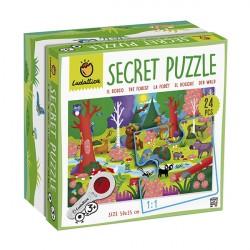 Puzzle Secret: El Bosque