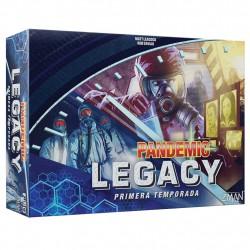 Pandemic Legacy: Temporada 1 (Caja Azul)