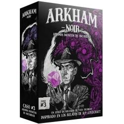 Arkham Noir: Caso nº 3 – Abismos infinitos de oscuridad