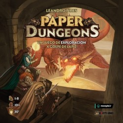 Paper Dungeons (PRE-VENTA)