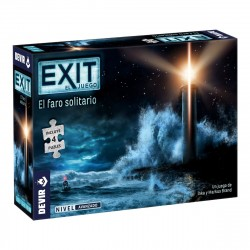 Exit Puzzle: El Faro Solitario (RESERVA)