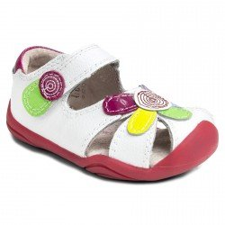 Sandalia niña Daisy Pediped Grip n Go