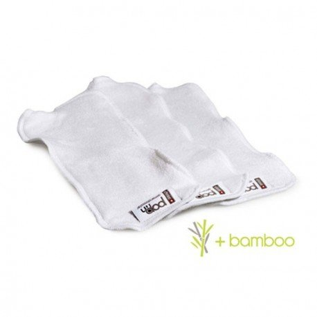 Pack de 3 absorbente de bambú universales Pop-In