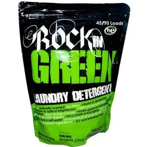 Detergente rockin green