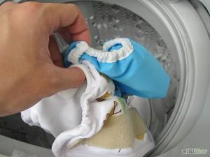 pañales lavadora