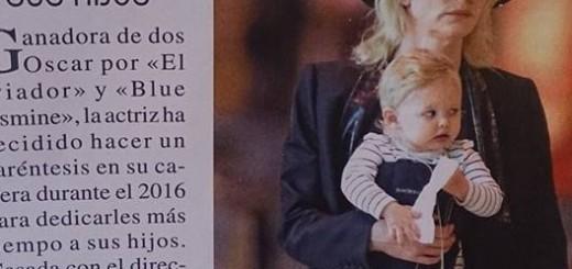 Cate Blanchett porteo seguro