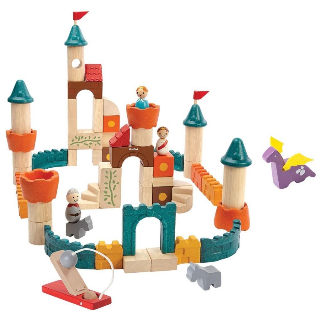 TT170011.2 castillo medieval plantoys