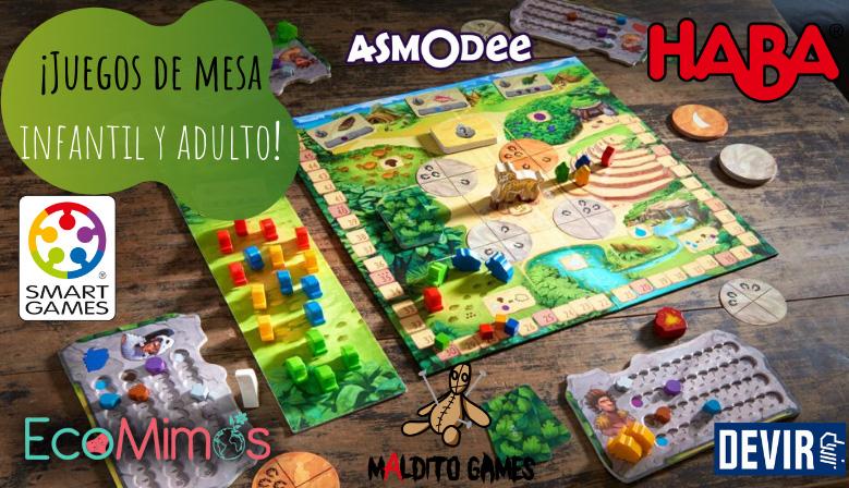 Juegos de mesa en EcoMimos León