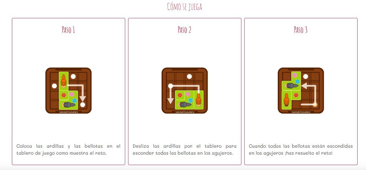 Ardillas. Smart Games