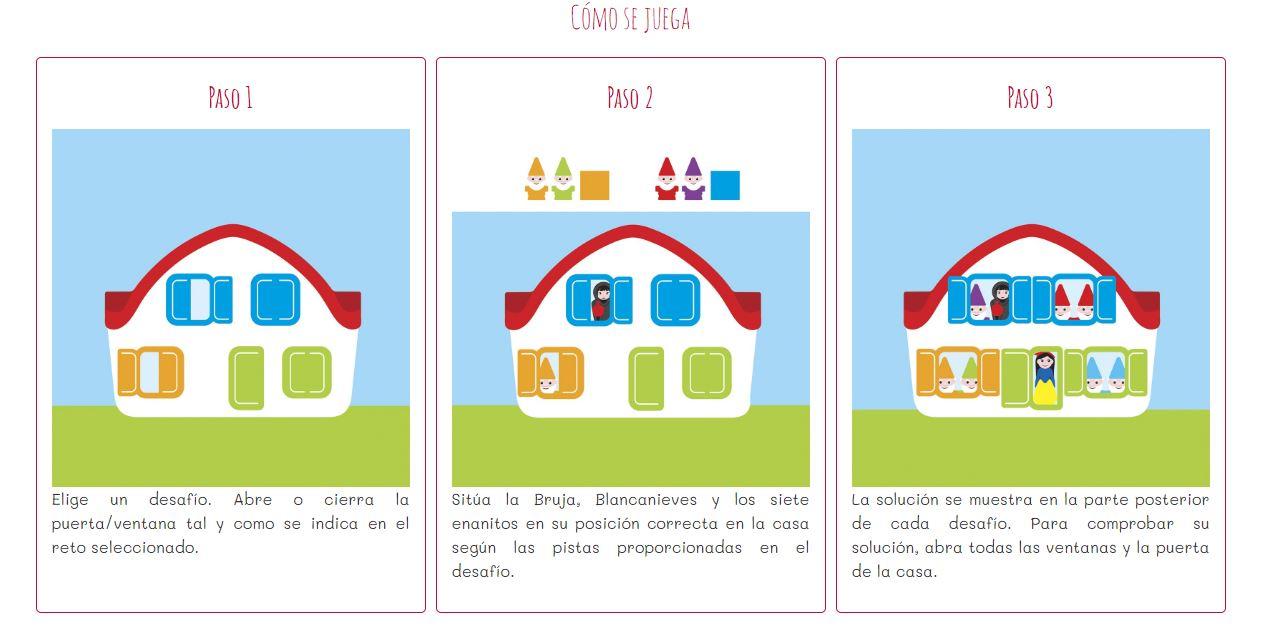 Blancanieves Smart Games