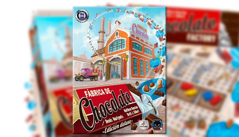 La fabrica de chocolate