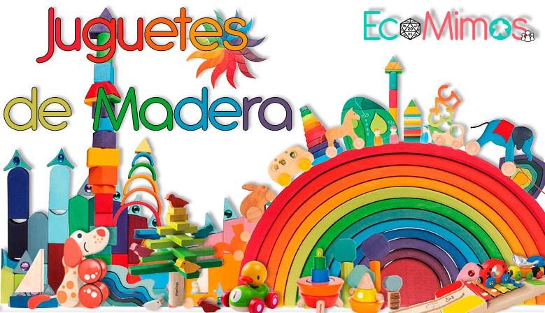 Juguetes de Madera EcoMimos
